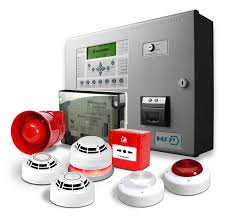 Fire alarm system construction